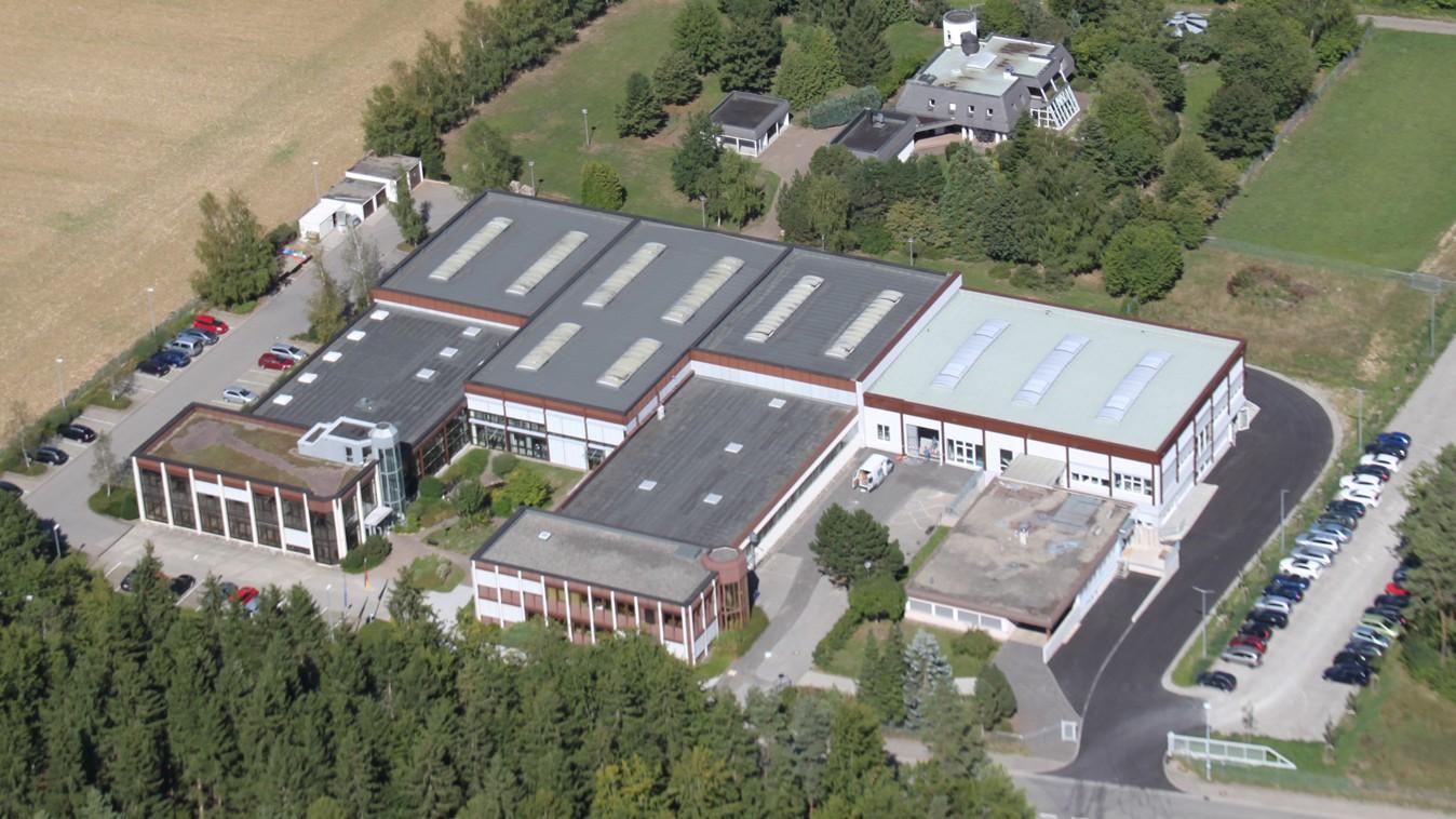 SCHAEFER Hauptsitz in Sigmaringen