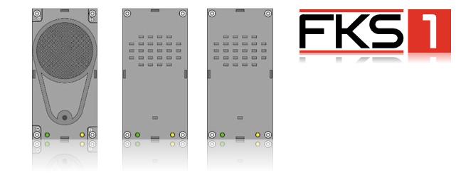 Feuerwehr-Kommunikationssystem Set FKS1