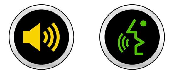 Piktogramme für das Feuerwehr-Kommunikationssystem