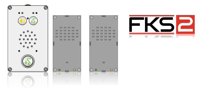 Feuerwehr-Kommunikationssystem Set FKS2